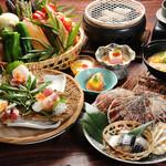 日本酒 炭焼き家 粋 - 料理写真: