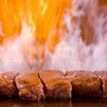 焼肉グレート - 黒毛和牛ステーキ焼肉。