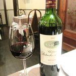 ビストロ タカ - 赤ワイン