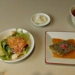 わかば食堂 - 14.11.05【桃園 中北登シェフ】双鮮大沙律・柚醋羅白・皮蛋豆乳豆腐