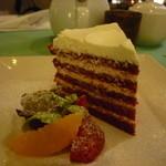 ノースクラブ - ☆フランボワーズ?な甘酸っぱいケーキ(≧▽≦)/~♡☆
