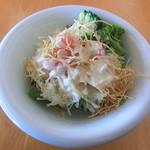 すぎやま - 料理写真:サラダ
