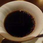 オステリア ミオ・バール - 食後にカフェも