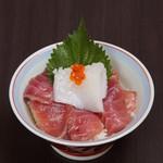なるだん - 刺身丼