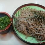 32336960 - 生麺 ざるそば大 390円