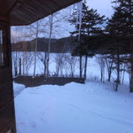 3235207 - チミケップ湖は完全に凍結