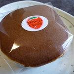 お菓子処 鶴屋 - 料理写真:いちごどら焼き