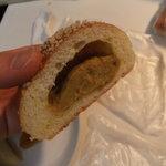 パンプキン - 焼きカレーパン中身