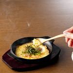 ウラニワ - 山芋ステーキ