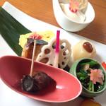 32353229 - お寿司ランチ1500円①