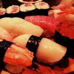 つるべ寿司 - 料理写真:特上寿司
