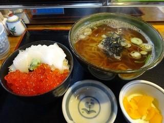 味喜や - 全景 850円(外税)