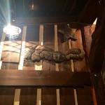 かかしニッカハウス - woodyな山小屋風の大人の隠れ家的barである❀