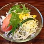KITCHENはんおむ - サラダ