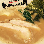 ラーメン オギカワ - 魚豚ラーメン