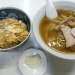 きがる食堂 - 2014.11再訪 本日のランチ(550円)