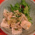 六文船 - 水餃子400円