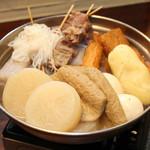 居酒屋 田中 - おでん始まりました!ご宴会では、お鍋仕様にしてお席で楽しめます。