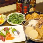 居酒屋 田中 - ご宴会のお料理はご要望に応じて2,500円~