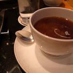 帝国ホテル 大阪 - コーヒーです