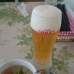 チョムパイ - 2014/11/07・12:20 生ビール
