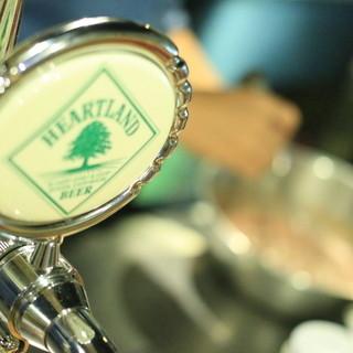 世界各地のビールをご用意。