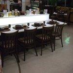 安全レストラン - 客席の様子その3です。