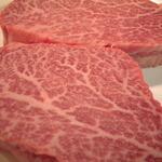 ミラベル - 特選黒毛和牛フィレ肉