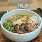 むさしの エン座 - 料理写真:焼豚うどん