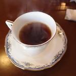 フィオレット - 飲み放題のコーヒー