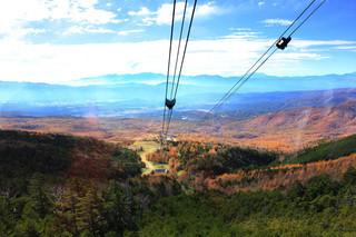 縞枯山荘 - 北八ヶ岳ロープウェイで一気に2240mの天空へ。