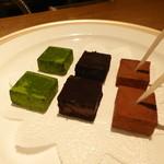 32374050 - 自家製生チョコレート