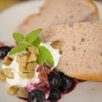 和みカフェはせがわ - 料理写真:おまかせランチのデザートとドリンク