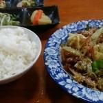 ジョリヤ - 豚プルコギ定食