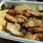 ほっかほっか亭 - 料理写真:とり肉弁当