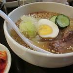 32377835 - ハーフ冷麺
