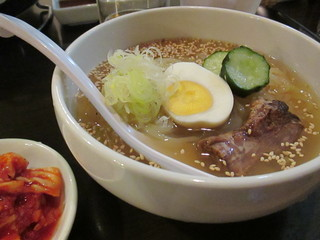 298nky - ハーフ冷麺