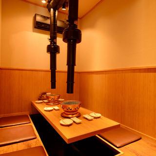 接待・ご宴会に最適な上品個室御座います!