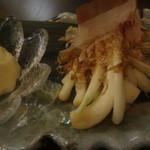 沖縄キッチン てりとりー - 島らっきょうの塩漬け