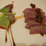 レストランMOMO - 牛ロース