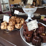 Patisserie cafe Gadette ni vu ni CONNU -