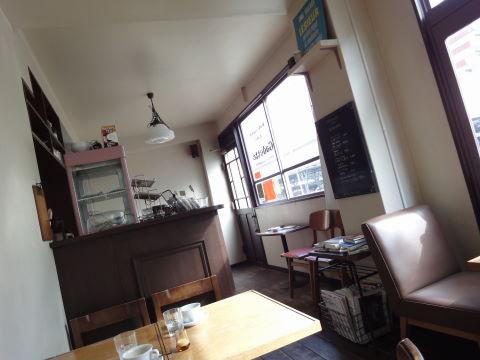 閉店 Patisserie Cafe Gadette Ni Vu Ni Connu パティスリーカフェ