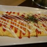 お好み焼本舗 - 料理写真:トンペイやきはイチオシ