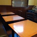 ツバキCafe - 2階の客席