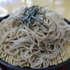 森のドア - 料理写真:白神ざるそば(大盛り)700円