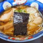 かつみ - 料理写真:肉ワンタン(ミックス)