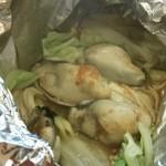 冨士SON - 牡蠣ホイル焼き(味噌味)