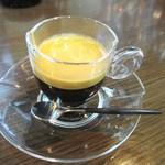 ル・コントワール・ドゥ・レジオン - コーヒー