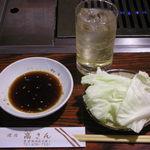 焼肉 高さん - 料理写真:ハイボール