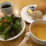 ホテルハーバー横須賀 - 料理写真:シンプルモーニング
